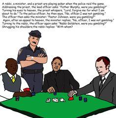 Holy #gambling