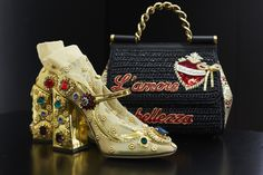 Videos and Pictures from Dolce & Gabbana Summer 2018 Womenswear Fashion Show Backstage on Dolcegabbana.com.