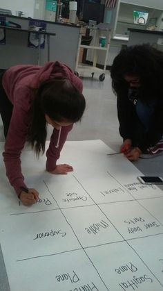 Working on our game Tic-Tac-Terminology