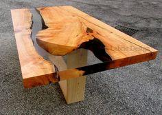 Les 54 meilleures images de bois r sine bois resine Resine meuble