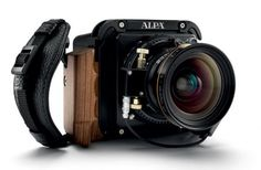 Phase One A280 (A Series) avec optique Alpa