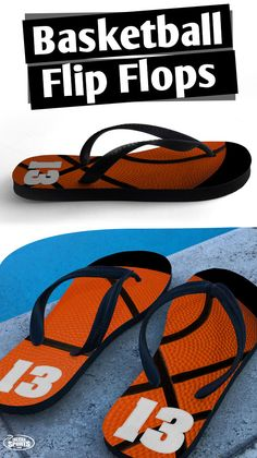 Full Coverage Basketball flip flops are great for letting your feet relax after practice or a game.