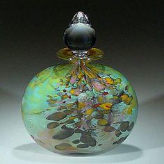 Peter Layton, glass art, UK