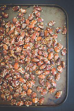 Dukkah Almonds  - erinmadethis (3 of 3)