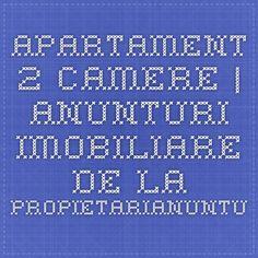 apartament 2 camere | Anunturi imobiliare de la propietariAnunturi imobiliare de la propietari