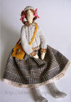 У меня в кармане кукла | Елена 09