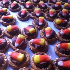 Thanksgiving treats for the kids feasts at school.
