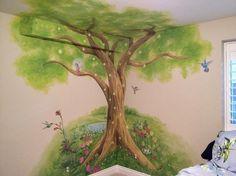 Children's Murals | Kids Murals | Denver | Littleton | G.GO Decorative : G. Go Decorative