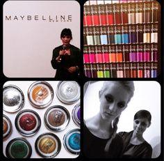 + uma grande parceria +Maybelline NY  Vanessa Rozan e Caíco de Queiroz