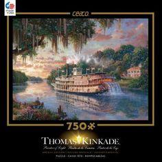 River Queen by Thomas Kinkade