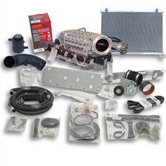 TrailBlazer SS 2006-2009 TVS Magnuson Supercharger Kit