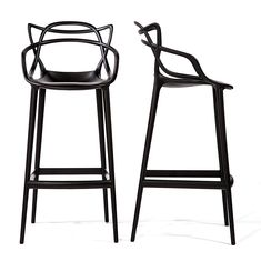 """Masters Bar Stool Black on Rent in NYC:  Features: sleek, modern indoor-outdoor bar stool  Dimensions: 20""""L x 20""""D x 43""""H  seat height 30""""  Inquiry us today @ 877.224.2220"""
