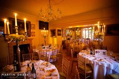 Maunsel House - The Ballroom