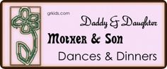 Roundup of daddy/daughter and mother/son dances in West Michigan and greater Grand Rapids