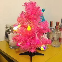 Árvore de Natal Pink