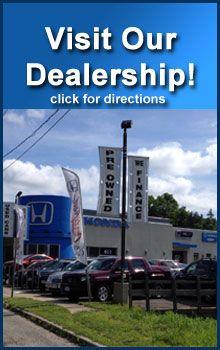 Visit North Shore Honda Saab, Glen Head NY