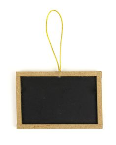 "2"" x 3"" mini-chalkboards make labeling food and drinks fun and festive at your next party! Only $1.00 found on yellowpinwheels.com Other sizes are available"