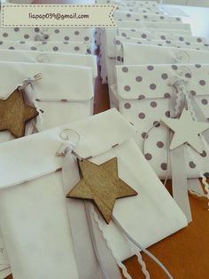 Boy Baptism, Christening, Vintage Baptism, Baptism Favors, Christmas Paper Crafts, Twinkle Twinkle Little Star, Baby Party, Holidays And Events, First Birthdays