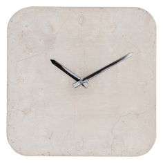 Stoneman Clock  Concrete