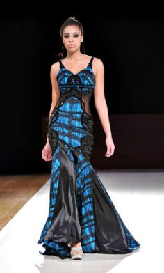 New York 2010 fashion show by #Walid_Atallah   http://www.walid-atallah.com