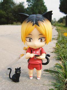 """""""kitty Kenma"""""""