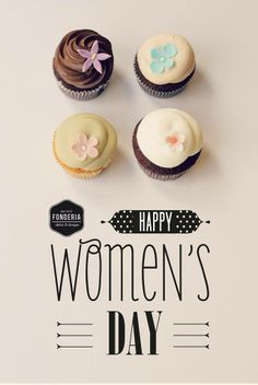 Happy women's day from us!