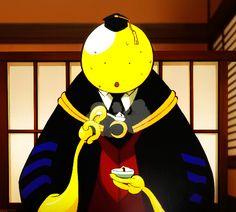 | Koro-sensei | Assassination Classroom