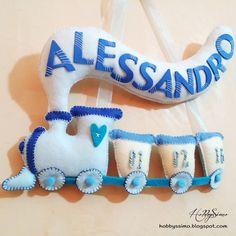 HobbysSimo: Trenino in arrivo.. Alessandro ha preso il diretto!