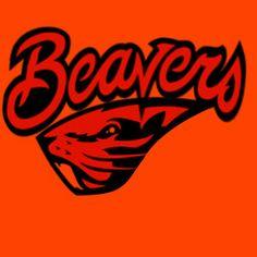 beavers logo 2 Who the new #Nike #OregonState #beavers  Logo should look