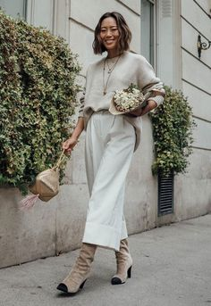 Aimee Song I Love Fashion, Fashion Pants, Estilo Blogger, Aimee Song, Autumn Winter Fashion, Winter Style, Look Cool, Casual Chic, Winter Outfits
