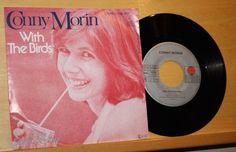 "CONNY MORIN - With the birds + One summerday - Vinyl 7"" Single - Ariola in Musik, Vinyl, Pop | eBay"