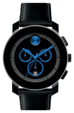 9057ffc0b88 Movado  Large Bold Chrono  Watch available at  Nordstrom Amazing Watches