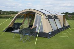 Kampa Studland 8 Classic Air Pro Inflatable Tent 2017 £1649.99