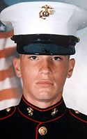 Marine Sgt. Jesse W. Strong  Died January 26, 2005 Serving During Operation Iraqi Freedom  24, of Irasburg, Vt.; assigned to the 4th Combat Engineer Battalion, 4th Marine Division, Marine Corps Reserve, Lynchburg, Va.; killed Jan. 26 by enemy action in Anbar province, Iraq.