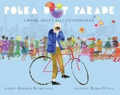 Polka Dot Parade Bill Cunningham, Country School, Frequent Flyer Program, Drawing For Kids, Children Drawing, Book Gifts, Colorful Fashion, Cool Drawings, Audio Books