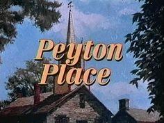 Peyton Place (1964-1969).