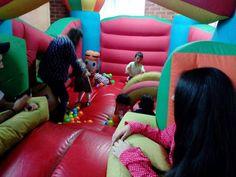 Inflables para eventos y fiestas infantiles celebra tus fiestas de fin de año aquí y realiza tus eventos con nosotros llamanos  al 3204948120 #inflablesbogota #saltarin #recreacionistasbogota #fiestasinfantiles
