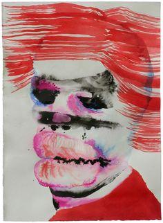 ELINA MERENMIES Portrait Art, Portraits, Pretty Face, Finland, Contemporary Art, St Gallen, Drawings, Artist, Photography