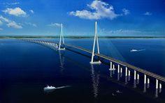 Suramadu Bridge, Indonesia