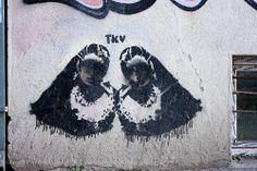 TKV / Stari grad #BeogradskiGrafiti #StreetArt #Graffiti #Beograd #Belgrade #Grafiti