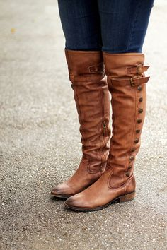fall boots (over-the-knee)