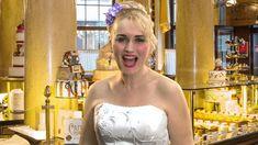 Tea, Wedding Dresses, Women, Fashion, Bride Dresses, Moda, Bridal Gowns, Fashion Styles, Weeding Dresses