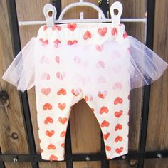 A personal favorite from my Etsy shop https://www.etsy.com/listing/220840782/ready-to-ship-organic-knit-heart-tutu