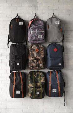 Backpacks 101: Herschel Supply Co.