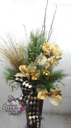 Made Two For The Mantel Www Southerncharmwreaths Com