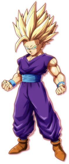 Super Saiyan 2 Teen Gohan/Dragon Ball FighterZ