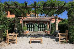 I liked this villa in Olgiata, Italy