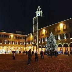 Miriadi di luci a #Modena