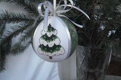 #Christmastree#HandmadeChristmasballs