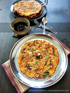 Spicy-Aroma: Kimchi Spicy Pancake | Kimchi Jeon | Korean Recipe